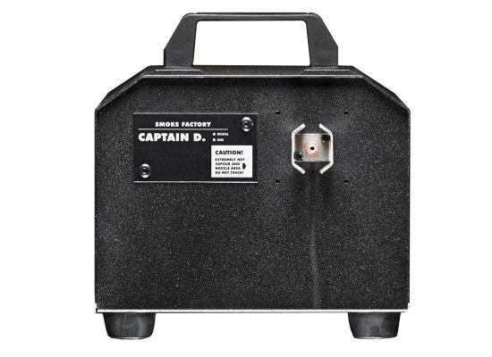 Captain D Fog Machine Rental